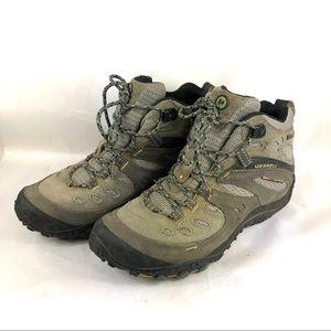 Merrell chameleon performance wear hiking shoe 8.5